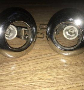 Два светильника е-13