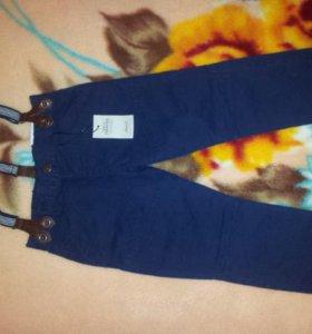Новые стильные джинсы Denim Co., 104 см