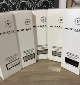 Montale духи в наличии тестеры