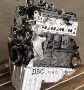 Двигатель мерседес спринтер.
