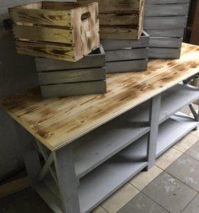 Ящики для подарков деревянные ящики упаковка