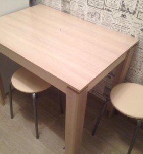 Новый стол обеденный