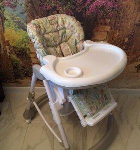 Детский стул для кормления Happy Baby Kevin