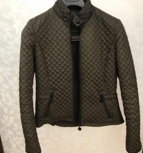 Куртка стеганая Massimo Dutti