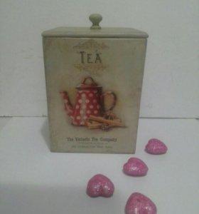 Короб для чая