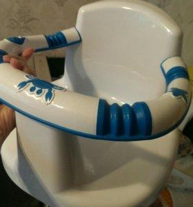Детское сидение для ванной