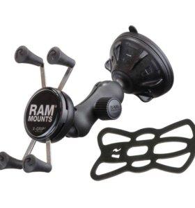 Держатель для телефона Ram Mounts X-GRIP. USA.