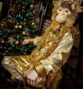Шоу Левитация Парящая обезьянал