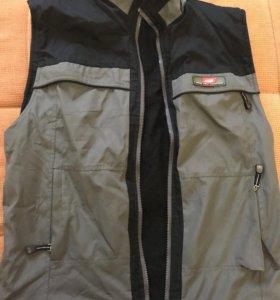 Куртка и жилет для горных лыж