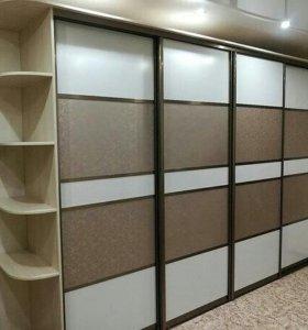 Большой вместительный шкаф Арсей