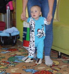 Костюм на малышам шапочкой