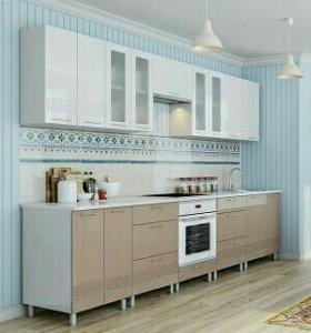 Кухонный гарнитур МДФ 3D - новый.