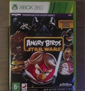 Игра ANGRY BURDS STAR WARS (Xbox 360)