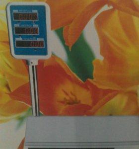 Весы электронные. Абсолютно новые