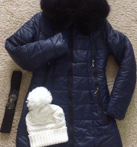 Новая зимняя куртка !