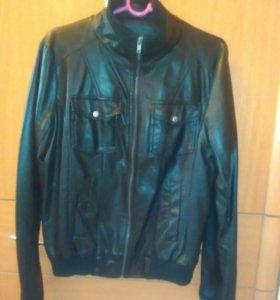 Куртка женская иск. кожа