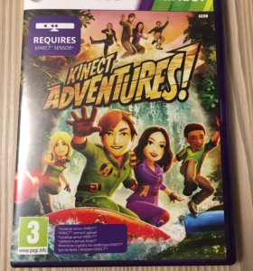 Kinect Adventures на XBox 360