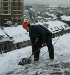 Высотные работы методом промышленного альпинизма