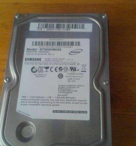 Жесткий диск 500 Гб длЯ компьютера