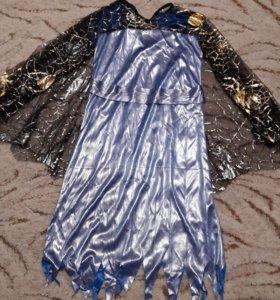 Новогоднее платье Ведьмочка