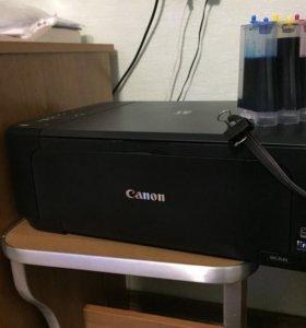 Принтер canon mg 3540