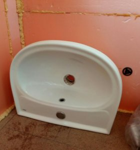 Раковина для ванной комнаты + пьедестал