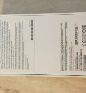 Коробка от iPhone 6s 64Gb. Чёрный.