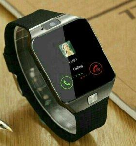 Smart Watch Dz09(новые/бесплатная доставка)