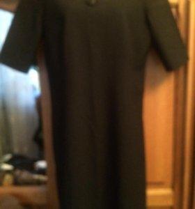 Платье шерстяное французкое