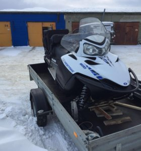 Снегоход Polaris IQ 600