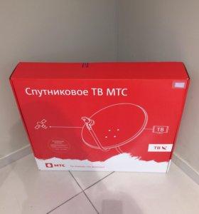 Спутниковое ТВ от МТС
