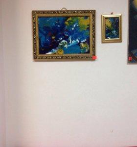 Картины акриловыми красками