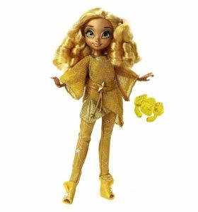 Новая кукла Леона, Стар Дарлингс, вставные глаза