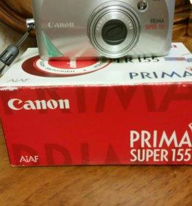 Фотоаппарат Canon prima super 155