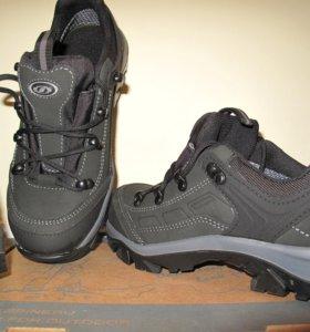 Ботинки трекинговые Spine GT 600/7 (Airtex)