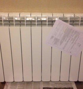 Продам радиаторы отопления.