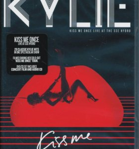 Kylie* – Kiss Me Once Live At The SSE Hydro