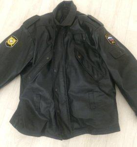 Куртка мужская с зимней подстежкой