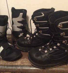 Ботинки для сноуборда р 44 -46