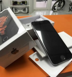 iPhone 6S Space Gray без Touch