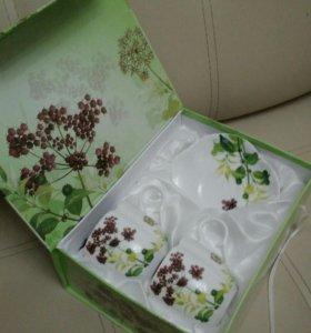 Подарочный набор (2 чайные пары)