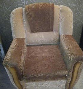 Кресло раскладывается