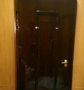 Бронированная стальная дверь