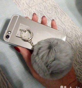 Чехол для IPhone 5/5s/5SE новый