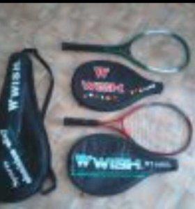 Теннисные ракетки для большого тенниса