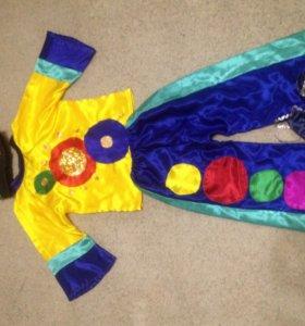 Детский новогодний костюм волшебника