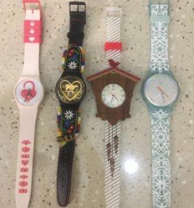 Часы swatch. Оригинал