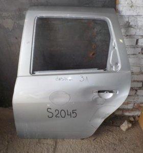 Дверь задняя левая Renault Daster арт. S2045