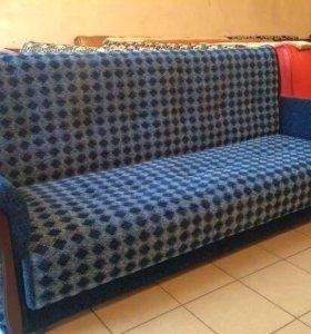 Диван книжка новая мягкая мебель