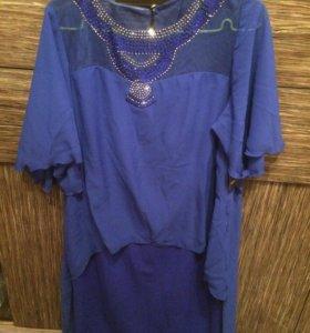 Платье ,52 р новое с этикеткой